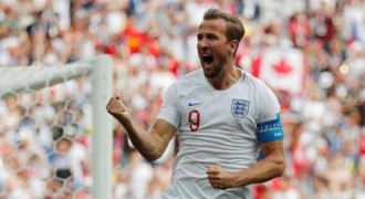 Cetak Hattrick, Harry Kane Top Skorer