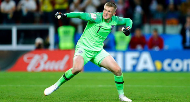Pickford Jawab Keraguan Fan The Three Lions