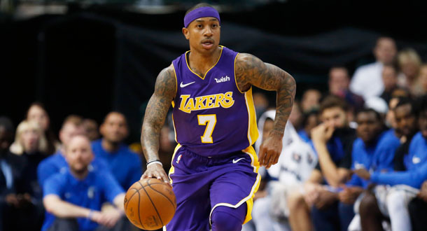 Lakers Lepas Isaiah Thomas ke Nuggets