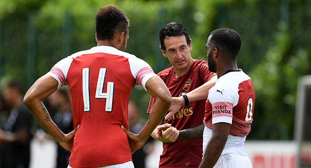 Emery Bakal Bongkar Skuat Arsenal