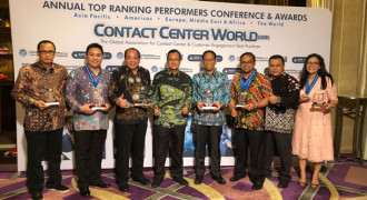 KAI Raih Penghargaan Contact Center World 2018