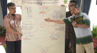 Pemprov Gelar Pelatihan Smart Disaster Management