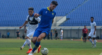 Persiapan hadapi MU, Persib Gelar Game Internal