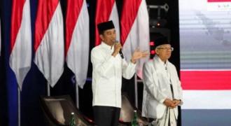 Siang Ini, Presiden Jokowi & Wakil Presiden KH Maruf Amin Dilantik