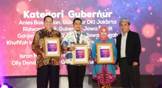 Ridwan Kamil Raih Most Popular Leader in Social Media 2019
