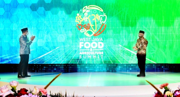 West Java Food and Agriculture Summit 2020, Jadikan Pertanian Ekonomi Masa Depan Jabar