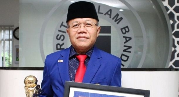 Unisba Raih Penghargaan European Award For Best Practices 2020