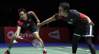 Hasil Drawing BWF Tour Finals 2020, Wakil Indonesia di Grup Neraka