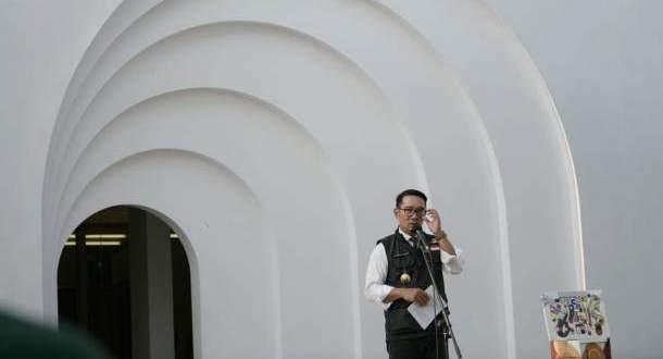 Resmikan Creative Centre, Ridwan Kamil Harap Pemuda Bogor Lahirkan Karya Bernilai Ekonomi