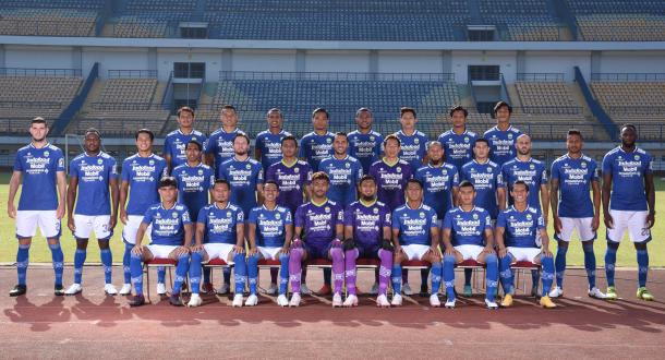 Daftar Pemain Persib  Bandung Musim 2021-2022